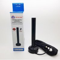 Portable Magnet Antena TV DIGITAL Merk SIVICOM