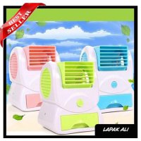 Home and living Fan Air Cooler Portable: Kipas Angin Model Ac Mini Ukuran Kecil Usb