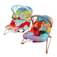 SUGAR BABY DELUXE MUSICAL BOUNCER 1 POSITIONS - Ada 2 Motif Pilihan