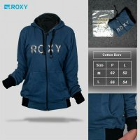 Jaket Distro Roxy Woman Premium