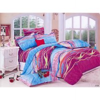 Rosewell Bed Cover & Sprei Micro Cotton Disverse Uk.120x200x20 cm