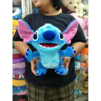 Boneka Stitch Laughing Soft Yelvo