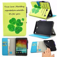 [globalbuy] Tablet Painted PU Leather Cases For Samsung Galaxy Tab A 8.0 SM-T350 T351 T350/5516186