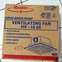 MURAH Exhaust Fan Maspion MV - 16 EX / Kipas Angin Hisap