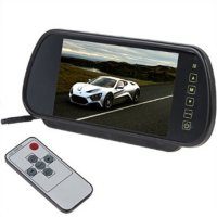 TFT 7,0 Monitor Car Rear View Mirror