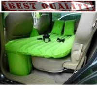 Set Tilam Matras Kasur Udara Angin Bantal Pompa Listrik Tas Mobil Car Travel Inflatable Mattress Air Bed Cushion Camping