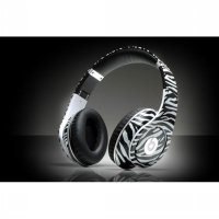 headset headphone earphone monster beats dr dre STUDIO ZEBRA OEM AA++