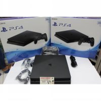 [Dijamin] Ps 4 Slim 500GB CUH-2006A Paket 2 STIK