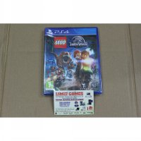 PROMO LEGO Jurassic World ps 4