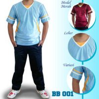 [ LIMITED PROMO ] KAOS POLOS CASUAL / OLAHRAGA BASEBALL *PARAGON*SIZE S - XL* GOOD QUALITY