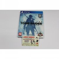 (Gold Product) Rise of the Tomb Raider Ps 4