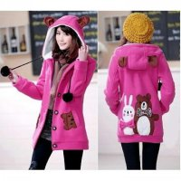 Jaket Cewe | Korea | Cardigan | Hoodie | Sweater | Coat | Dress | Baju