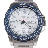 Seiko 5 Sports Mens SRP687K1 | Jam Tangan Pria SRP687 Silver Stainless Automatic.