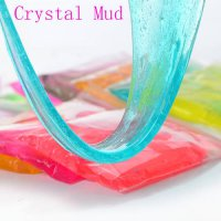 [globalbuy] Crystal Mud play doh 12 colors for kids Fimo Polymer Clay Air Dry plasticine m/3525389