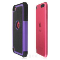 [globalbuy] For Apple iPod Touch 5 5th 5G Gen / Touch 6 6th Hybrid Rugged Impact Heavy Dut/5344326