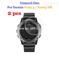 [globalbuy] 2 Pcs/Lot For Garmin Fenix 3 Tempered Glass 9H 2.5D Premium Screen Protector F/5344804