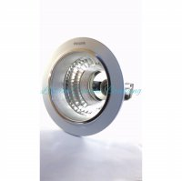 Philips Downlight 4' White (Fiting Lampu Tanam)
