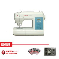 Mesin Jahit SINGER 6160 Brilliance Series (Digital Portable)