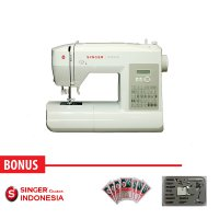 Mesin Jahit SINGER 6180 Brilliance Series (Digital Portable)