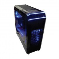 (Termurah) Casing PC Infinity Predator, Big Tower ATX, USB 3.0 x 1,Fan Controller
