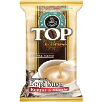 Top Kopi Susu Kental Manis 10x30 gram
