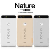 Nillkin TPU Case (Nature TPU) - Huawei Nexus 6P Gold