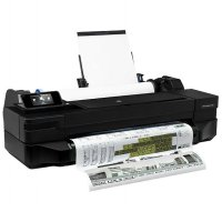 (Termurah) Printer Plotter HP Designjet T120 [CQ891A] - 24 Inch - A1 - Original