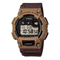 JAM TANGAN CASIO DIGITAL W 735 H SERIES MAN WATCH ORIGINAL