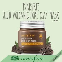 [INNISFREE] Jeju Volcanic Pore Clay Mask 100ml
