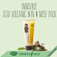 [INNISFREE] Jeju Volcanic 3 In 1 Nose Pack