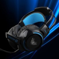 (Termurah) Headset Gaming Aula HS G91V Magic Pupil - Wired Gaming Headphone