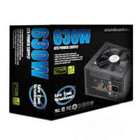 (Termurah) Power Supply Simbadda 630 Watt - Power Supply 9 BONUS 1
