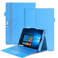 [globalbuy] Luxury Flip Book case For Microsoft Surface Pro 4 / Pro 3 12.3 Tablet Wallet L/5517617