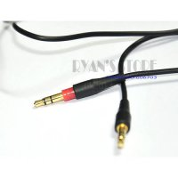 [globalbuy] Audio Cable Replacement for Pioneer SE-MJ591 SEMJ591 Audiophile headphones/2956230
