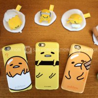 Gudetama Combo Case iPhone 6/iPhone 6 Plus/Galaxy S6/Galaxy S6 Edge/Galaxy Note 4/S5/S4/Note 3/G4/G3