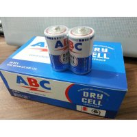 Batre ABC Besar Dry Cell - Original High Quality
