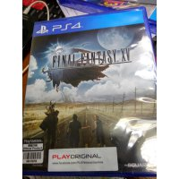 [Siap Kirim] BD / BLUERAY DISC PS4 FINAL FANTASY XV / FINAL FANTASY 15 REG 3