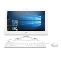 (Termurah) PC HP All-In-One AIO 20-C005D - AMD E2-7110-500GB-WIN10