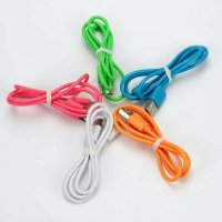 Kabel Data VIVAN for Iphone 5 - 80cm (Original Resmi)