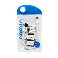 Cable set VIVAN (Original Resmi)