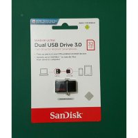 USB OTG Flashdisk Sandisk 32 GB Android and Windows/MAC USB 3.0