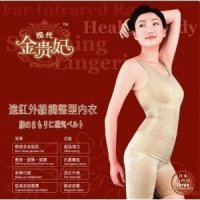 Monalisa Slimming Suit( dengan infra red)