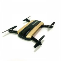 JXD 523 Selfie Drone Mini with camera HD Foldable Quadcopter - Gold