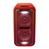 Sony High Power Home Audio System with Bluetooth GTK-XB7 - Red