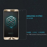 Tempered Glass Nillkin Asus Zenfone 3 Deluxe (ZS570KL) Amazing H+ Pro