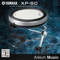 [Best Seller] Yamaha DTX Pad XP80 + Snare Holder, XP 80 Untuk Drum Elektrik