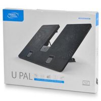Cooling Fan Deepcool Notebook Coolers U PAL 14cm Fan USB 3.0 Port15.6'