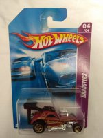 Hotwheels Dragsters Fiat 500 Die Cast Collection