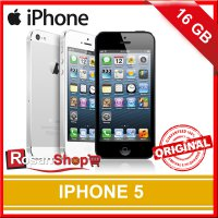 Apple iPhone 5 16GB ( SILVER , GOLD , GRAY )Garansi 1Thn Original 100%