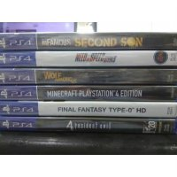[Premium] [PS-4] Game PS4 Harga Obral 1pcs @300